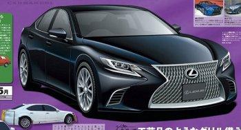 Lexus sớm tung LS thế hệ mới để tăng sức cạnh tranh