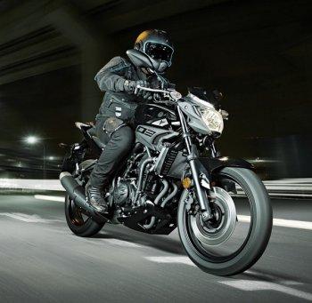 Tháng 10, Yamaha MT-3 2016 có thể bán tại Việt Nam