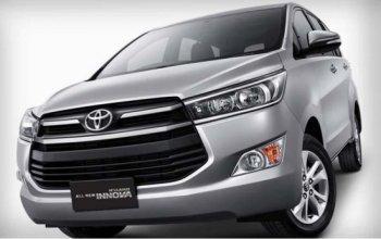 Xe gia đình Toyota Innova thế hệ mới có thể tăng giá mạnh