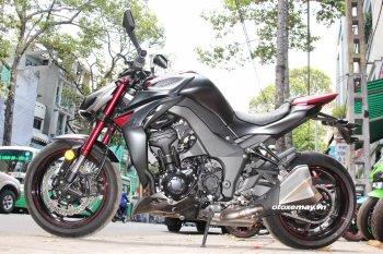 Kawasaki Z1000 2016 tiếp tục giảm giá để hút biker Việt