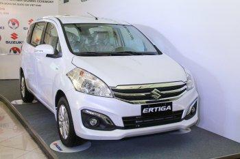 Chi tiết phiên bản nâng cấp Suzuki Ertiga 2016 vừa ra mắt tại Việt Nam