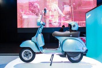 Phiên bản đặc biệt kỷ niệm 70 năm Vespa