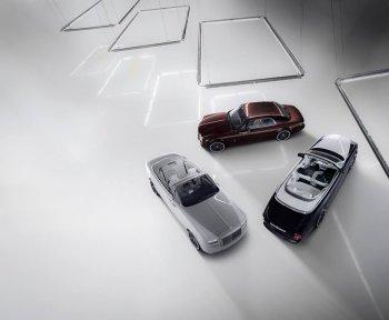 """Rolls-Royce """"tạm biệt"""" Phantom bằng bộ sưu tập Zenit"""