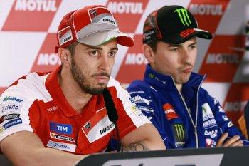 Ducati mở rộng vòng tay với Dovizioso, chào tạm biệt Iannone