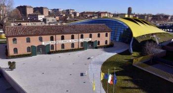 Khám phá bảo tàng Ferrari qua Google Street View