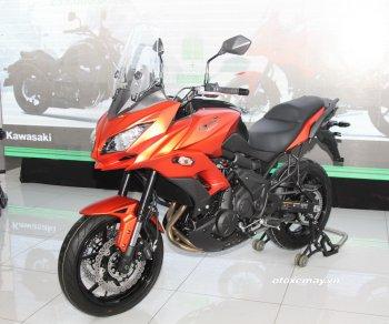 Kawasaki giảm giá 30 triệu đồng cho xe mới tại Sài Gòn