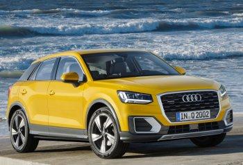 """Xe Audi """"sạch"""" hơn nhờ hệ thống điều hòa lọc khí"""
