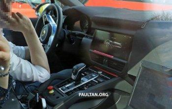 Porsche Cayenne 2018 sẽ được trang bị màn hình lớn hơn