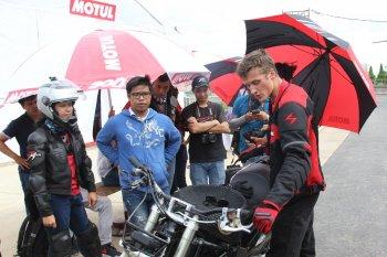 Motul khai màn Học viện mô tô thể thao đầu tiên tại Việt Nam