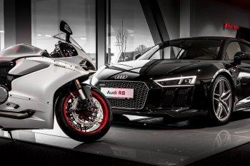 Ducati sắp trình diễn dàn xe khủng tại Hà Nội