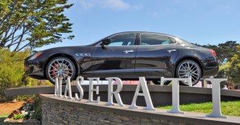 Hơn 26 nghìn chiếc Maserati Quattroporte và Ghibli bị lệch tay lái