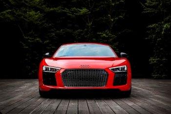 """Audi R8 Coupe 2016: """"Vedette"""" tại Audi Progressive"""