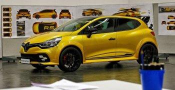 Clio RS 16 – cỗ máy mạnh nhất của Renault
