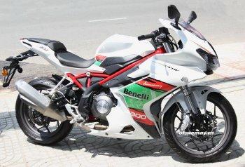 Benelli Tornado 302: đối thủ mới của Yamaha R3 tại Việt Nam
