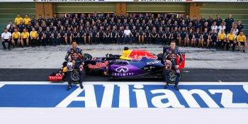 Renault tiếp tục là nhà cung cấp động cơ cho Red Bull Racing