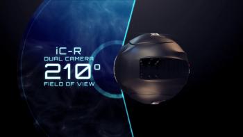 iC-R : Mũ bảo hiểm của tương lai
