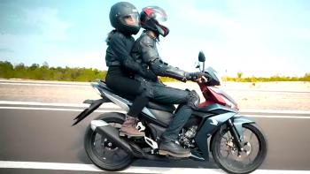 """Honda Winner 150 xuất hiện trong """"Đưa nhau đi trốn"""""""