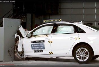 Audi A4 2017 an toàn hơn khi thiết kế lại