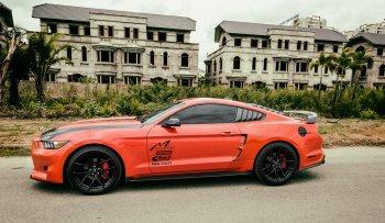 Bộ ảnh đẹp Ford Mustang 2015 bản độ 500 triệu đồng tại Sài Gòn