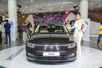 Volkswagen định giá 1,599 tỷ đồng cho The New Passat 2016
