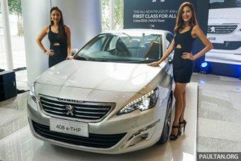 Peugeot 408 mới lăn bánh đến Đông Nam Á, giá 778 triệu đồng