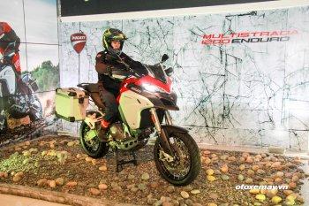 Ducati tiết lộ những mẫu xe đem đến Audi Progressive ở Hà nội