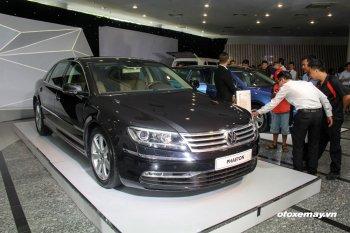 Volkswagen Phaeton liệu có tạo được dấu ấn tại Việt Nam