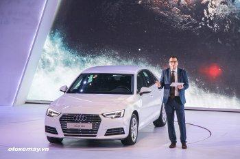 Chi tiết Audi A4 2017 giá 1,65 tỷ đồng