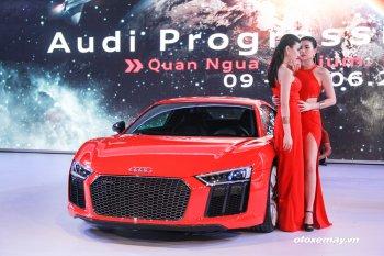 Audi Progressive 2016 chính thức khai màn