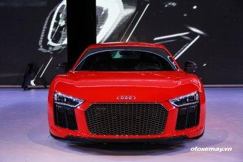 Audi R8 V10 Plus 2016 toả sáng tại Audi Progressive