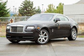 Rolls Royce Wraith 2015: Lên xe để hưởng thụ