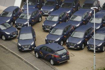Khởi động dịch vụ cho thuê xe điện tại Châu Âu
