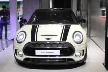 MINI hỗ trợ gần 100 triệu đồng cho khách mua xe trong tháng 6