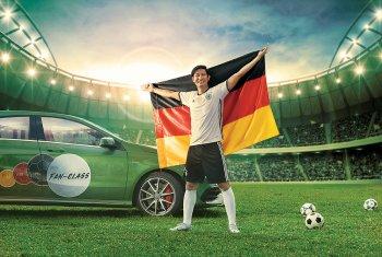 Huy Khánh đặt trọn niềm tin vào tuyển Đức