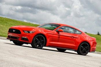 """""""Ngựa hoang"""" Ford Mustang ngày càng """"chậm chạp"""""""