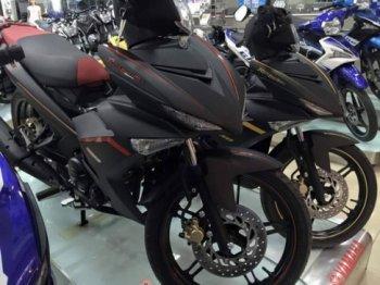 Yamaha Exciter 150 mạnh mẽ hơn trong bộ cánh mới