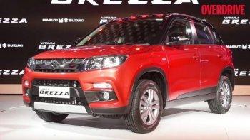 Suzuki Vitara Brezza: Xe SUV bán chạy nhất tại Ấn Độ