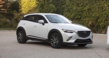 Mazda CX-3 mới đạt chuẩn an toàn cao nhất
