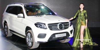 """Mercedes-Benz GLS 500 – """"khủng long"""" SUV hạng sang có giá 6 tỷ"""