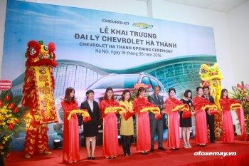 Chevrolet Hà Thành đại lý 3S thứ 19 tại Việt Nam