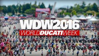 World Ducati Week 2016: 90 năm Ducati và 2 mẫu xe mới