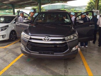 Toyota Innova 2016 đang về đại lý, giá không chát