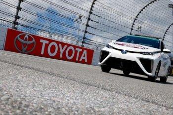 Toyota đầu tư 1 tỷ USD vào công nghệ xe tự lái