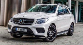 Mercedes-Benz GLE-Class an toàn cao nhất