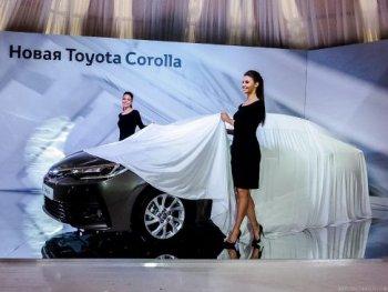 Toyota Corolla phiên bản nâng cấp sắp có mặt tại Đông Nam Á
