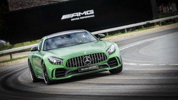 Mercedes-AMG GT R: xe đua phố thực thụ