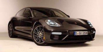 """Porsche """"truyền hình trực tiếp"""" màn ra mắt Panamera vào ngày mai"""