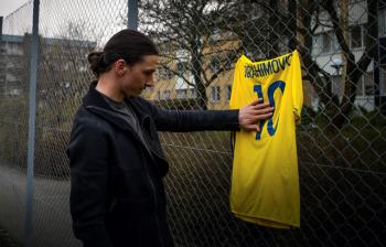Volvo chia sẻ cảm xúc của Ibrahimovic trong ngày giã từ đội tuyển quốc gia