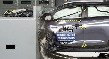 Hyundai Tucson 2016: Mẫu SUV cỡ nhỏ an toàn nhất