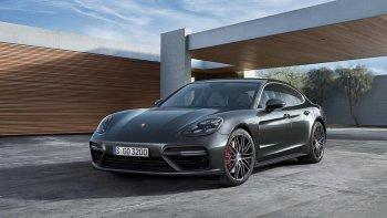 Trực tiếp buổi ra mắt Porsche Panamera thế hệ mới